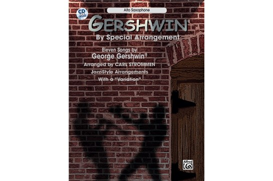 Gershwin® by Special Arrangement for Alto Sax