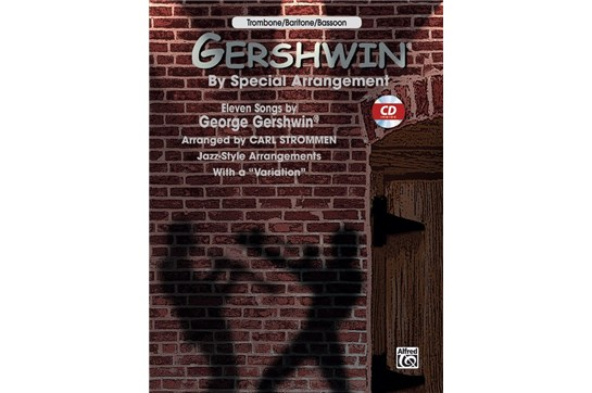 Gershwin® by Special Arrangement for Bass Clef Instruments
