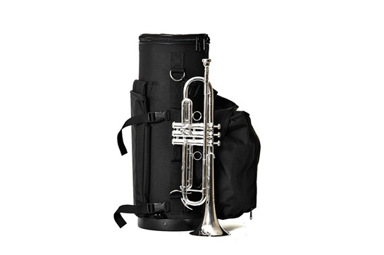Torpedo Bag Classic Trumpet Case (Black)