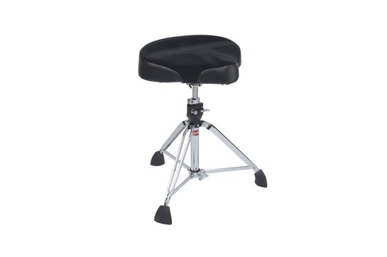 Gibraltar 9608M Motorcycle Style Drum Throne