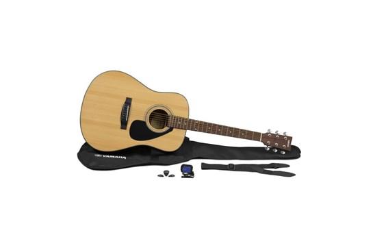 Yamaha Gigmaker Standard Acoustic Guitar Pack - Natural
