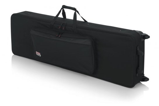 Gator Slim 88 Note Keyboard Case w/wheels