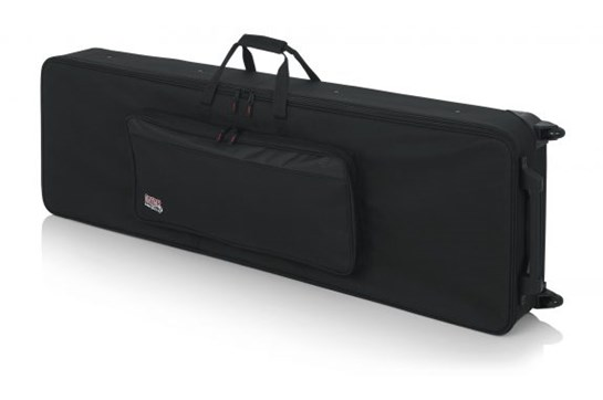 Gator 88 Note Keyboard Case w/wheels