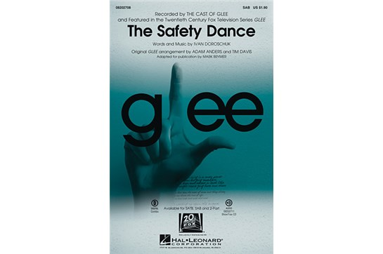 The Safety Dance - SATB