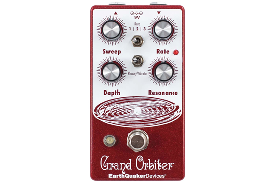 EarthQuaker Devices Grand Orbiter V2 Guitar Effects Pedal
