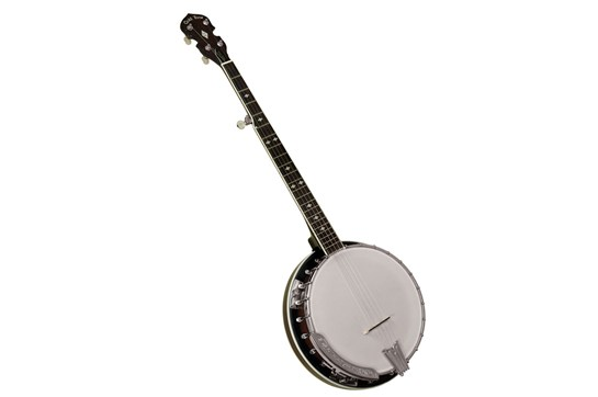 Gold Tone BG-250 Bluegrass Resonator / Open Back Banjo