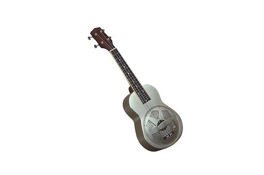 Gold Tone ResoUke Resonator Ukulele