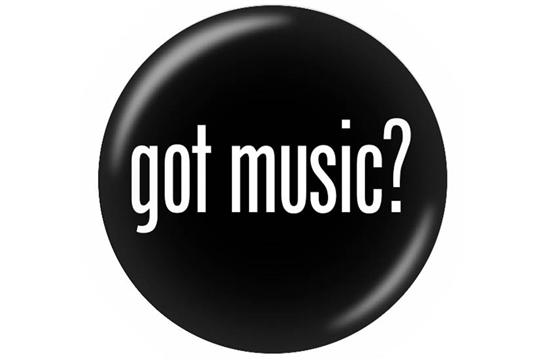 Got Music Button