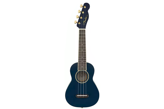 Fender Grace VanderWaal Moonlight Ukulele Navy Blue (Soprano)