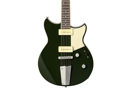 Yamaha RevStar RS502T Electric Guitar (Bowden Green)