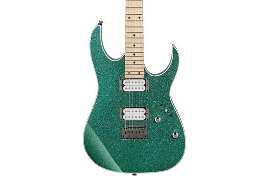 Ibanez RG Standard RG421 - Turquoise Sparkle