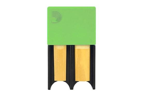 D'Addario Reed Guard - Large (Green)