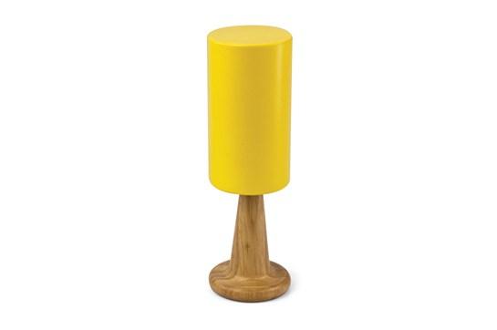 Green Tones Barrel Shaker