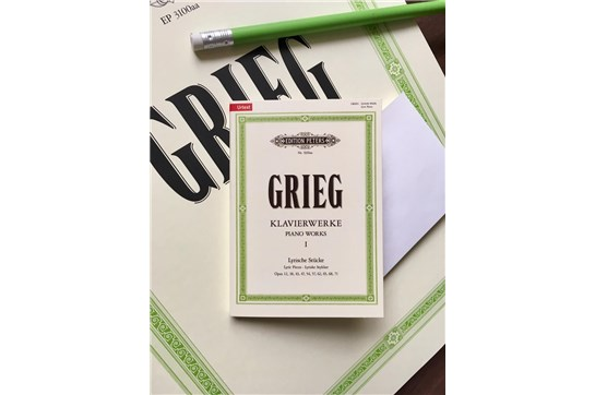 C.F. Peters Sticky Notes (Grieg)