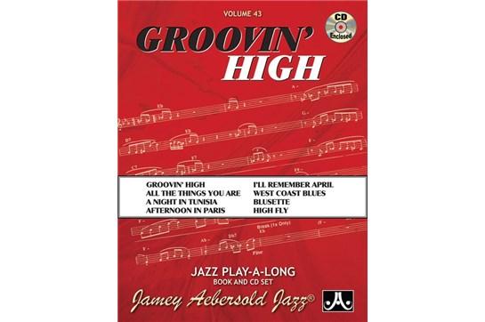 Jamey Aebersold Jazz, Volume 43: Groovin' High