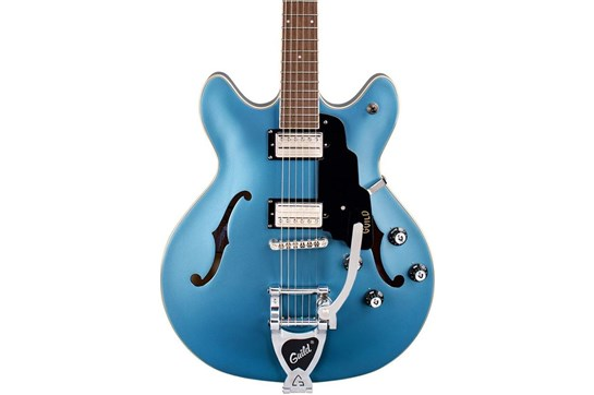 Guild Starfire I Double Cut Electric - Pelham Blue