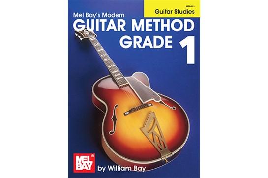 Modern Guitar Method Grade 1: Guitar Studies (Book)