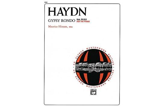 Gypsy Rondo - Piano Solo (7111A31)