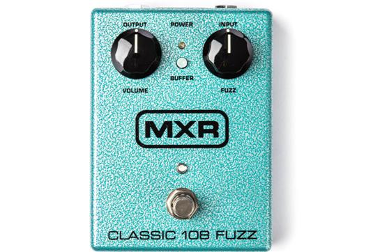 MXR Classic108 Fuzz