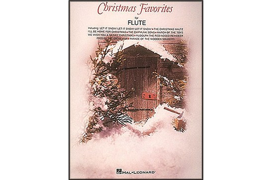 Christmas Favorites - Flute