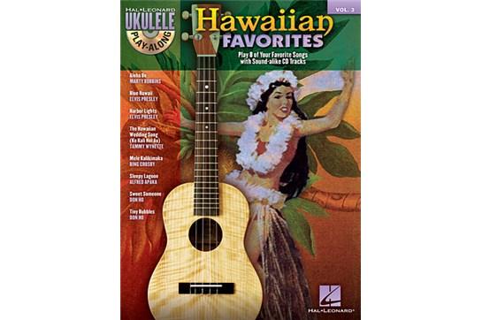 Hawaiian Favorites Ukulele Play-Along Volume 3