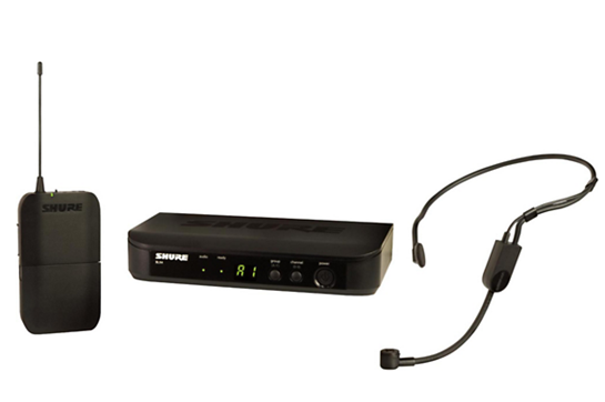 Shure BLX14/PGA31 Wireless Headset System