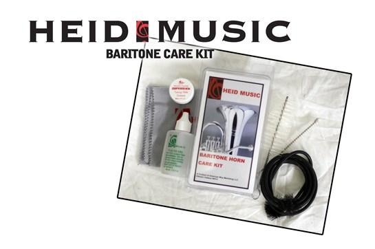 Heid Music Baritone Care Kit