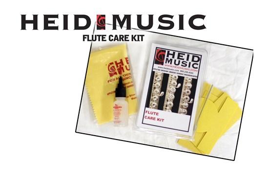 Heid Music Flute Care Kit