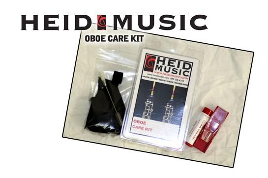 Heid Music Oboe Care Kit