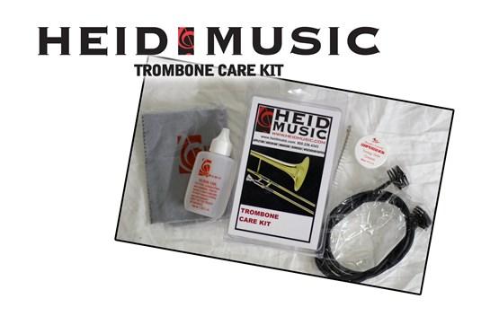 Heid Music Trombone Care Kit