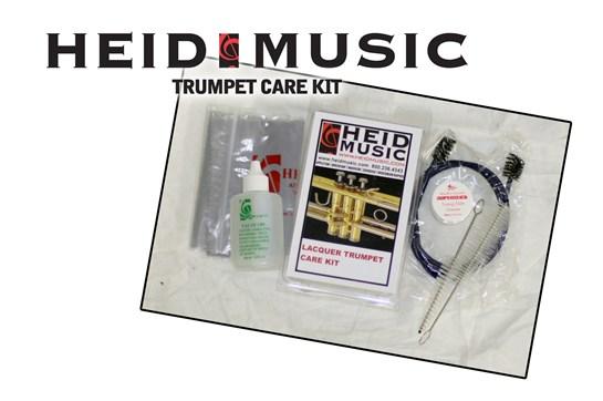 Heid Music Trumpet Care Kit