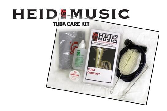 Heid Music Tuba Care Kit