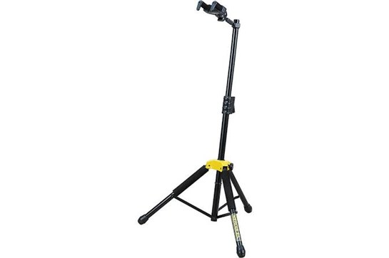 Hercules GS415B Guitar Stand with Folding Yolk