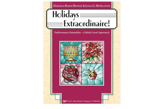Holidays Extraordinaire! (Viola)