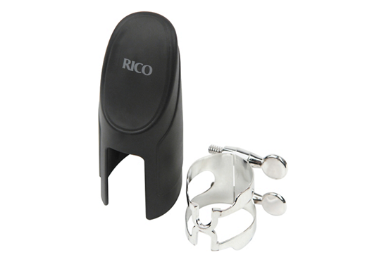 Rico H-Ligature for Clarinet Bb Clarinet Silver