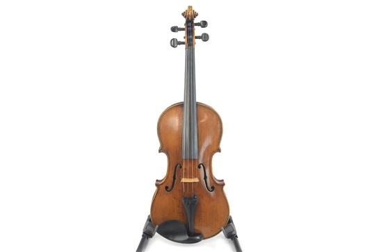 Violin, circa 1950  Labeled, Giovan paolo Maggini, Brescia 1623