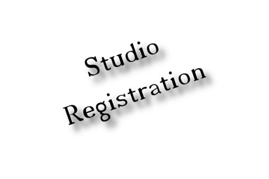 Heid Music Lesson Studio Registration Fee