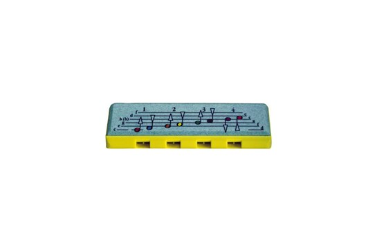 Hohner Kids S502 4-Hole Beginner Harmonica