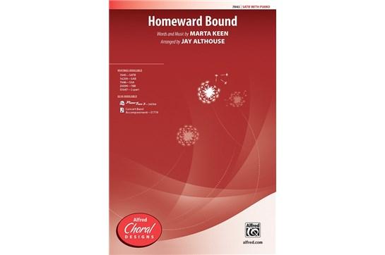 Homeward Bound - SATB
