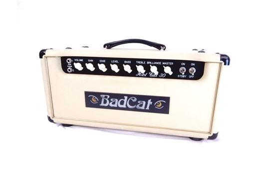Bad Cat Hot Cat 30 amp head