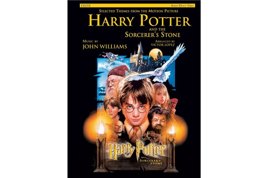 Harry Potter and the Sorcerer's Stone™ for Flute (Solo, Duet, Trio)