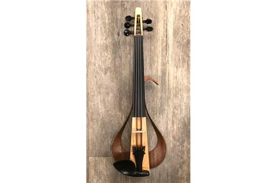 Yamaha YEV105 5-String Electric Violin - Natural