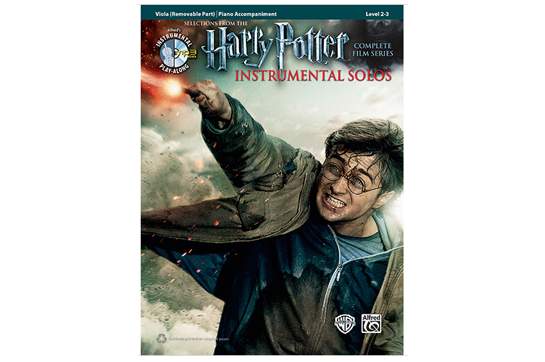 Harry Potter (Viola)
