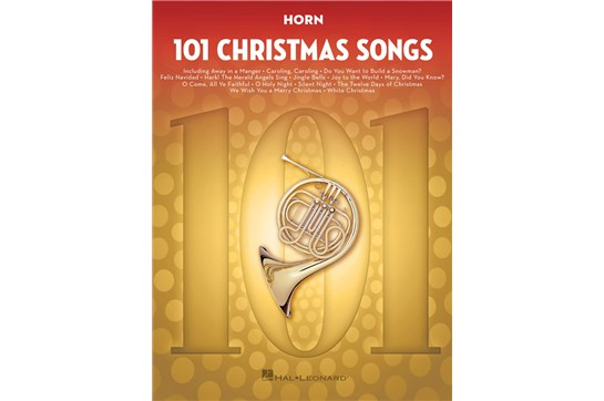 101 Christmas Songs (French Horn)