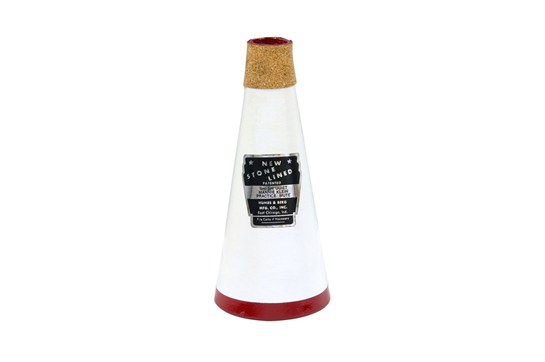 Humes & Berg Stonelined Trumpet Practice Mute 132