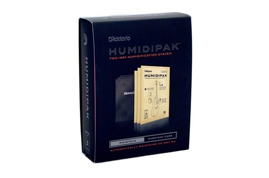 D'addario Humidipak Maintain System