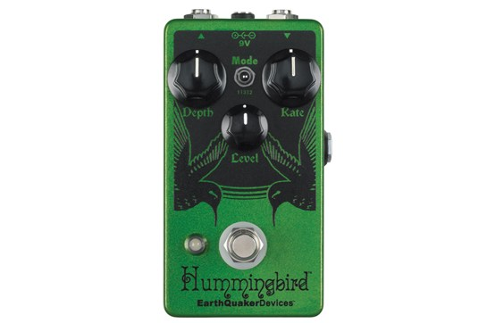 Earthquaker Devices Hummingbird V3 Repeat Percussion Guitar Pedal