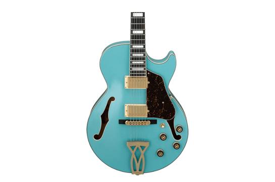 Ibanez Artcore AG75G (Mint Blue)