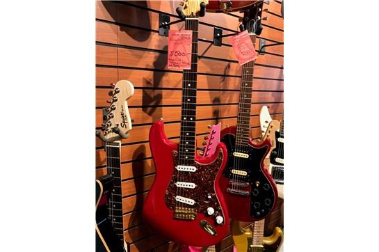 Used 2003 Fender Strat Deluxe