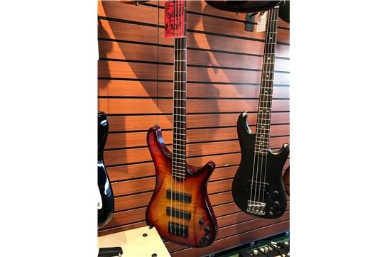 Used 1999 Brubaker Lexa 4 Bass